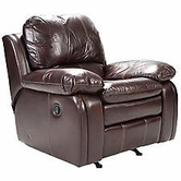 Albany 3123-82 11 38518 October Chestnut Rocker Recliner