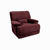Albany X1742-82-WINE-303-60 ROCKER RECLINER