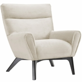 Armen Living 1018 LAGUNA FABRIC CLUB CHAIR
