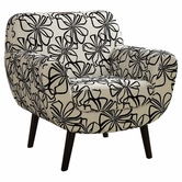 Armen Living 2003 JETSON FABRIC CLUB CHAIR
