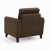 Armen Living 2013 MARIETTA FABRIC/ CHENILLE CLUB CHAIR