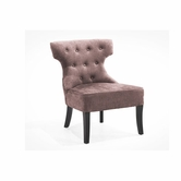 Armen Living 2056 RITZ FABRIC CLUB CHAIR