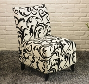 Armen Living 279 MALIBU CAMELOT FABRIC CLUB CHAIR / KD