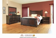 Artisan Home Furniture IFD1080 Cordoba Bedroom Set