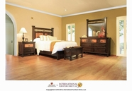 Artisan Home Furniture IFD300 Valencia Bedroom Set