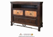 Artisan Home Furniture IFD300CHEST-TV Valencia 3 Drawer Media Chest