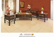 Artisan Home Furniture IFD300CKTL-END Valencia Occasional Table Set