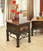 Artisan Home Furniture IFD300CST Valencia Chair Side Table w/1 drawer