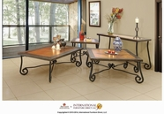 Artisan Home Furniture IFD340CKTL-END-SOFA Occasional Table Set