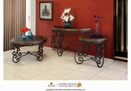 Artisan Home Furniture IFD365CKTL-END-SOFA Occasional Table Set