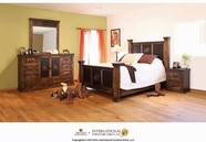 Artisan Home Furniture IFD441 Bedroom Set