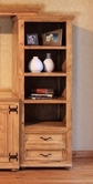 Artisan Home Furniture IFD444BKCS Laredo Bookcase w/1 drawer
