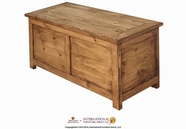 Artisan Home Furniture IFD444TRNK Laredo Bedroom Trunk