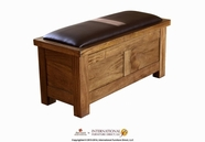 Artisan Home Furniture IFD620TRNK Provence Bedroom Trunk