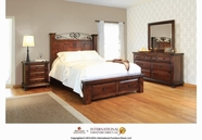 Artisan Home Furniture IFD624 Copan Bedroom Set