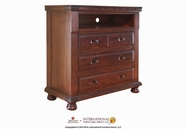Artisan Home Furniture IFD624CHEST-TV Copan 3 Drawer Media Chest
