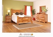 Artisan Home Furniture IFD660 Guamuchil Bedroom Set