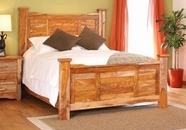 Artisan Home Furniture IFD660FTBD-HDBD-RAILS-EK Guamuchil King Bed