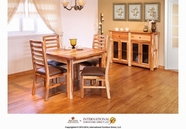 Artisan Home Furniture IFD662TABLE Guamuchil 40 inch Square Dining Table
