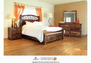 Artisan Home Furniture IFD668 Antigua Bedroom Set