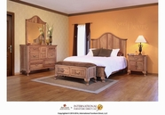 Artisan Home Furniture IFD750 Toulouse Bedroom Set