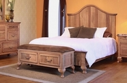 Artisan Home Furniture IFD750HDBD-PLTFRM-EK Toulouse King Bed