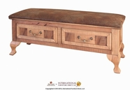 Artisan Home Furniture IFD750TRNK Toulouse Bedroom Trunk
