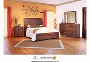 Artisan Home Furniture IFD770 Montecarlo Bedroom Set