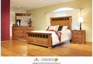 Artisan Home Furniture IFD800 Stone Ridge Bedroom Set