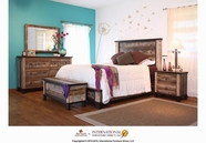 Artisan Home Furniture IFD966 Antique Bedroom Set