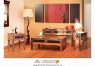 Artisan Home Furniture IFD967CKTL-SOFA-END Occasional Table Set