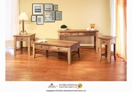 Artisan Home Furniture IFD968CKTL-SOFA-END Antique Occasional Table Set
