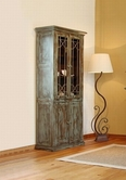 Artisan Home Furniture IFD970CABINET Antique Cabinet w/4 doors