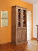 Artisan Home Furniture IFD971CABINET Antique Cabinet w/4 doors