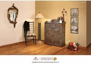 Artisan Home Furniture IFD973SERV Antique Server w/2 doors, 3 drawers