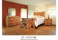 Artisan Home Furniture LHR100 Lodge Bedroom Set