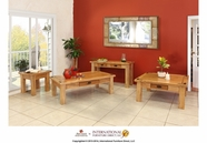Artisan Home Furniture LHR100CKTL-END-SOFA Lodge Occasional Table Set