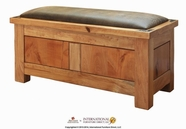 Artisan Home Furniture LHR100TRNK Lodge Bedroom Trunk