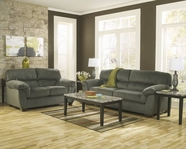 ASHLEY Coral Pike - Pewter 1010138-35 SOFA SET