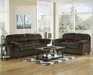 ASHLEY Coral Pike - Chocolate 1010338-35 SOFA SET