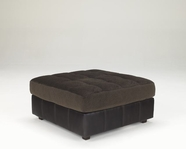 ASHLEY 1060108 Hobokin - Chocolate OVERSIZED ACCENT OTTOMAN