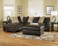 ASHLEY 1120016-67 Gemini-Chocolate upholstery collection