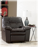 Ashley Jordon Durablend-Java 1230025 Rocker Recliner