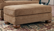 Ashley Richland - Amber 1260014 Ottoman