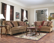 ASHLEY 1260038-35 Richland-Amber upholstery collection