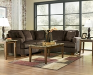 Ashley Atmore - Chocolate 1280255-67 Sectional