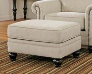 ASHLEY 1300014 Milari-Linen OTTOMAN