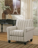 ASHLEY 1300021 Milari-Linen ACCENT CHAIR