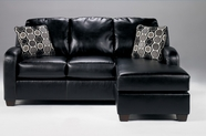 Ashley Devin DuraBlend - Black 1310218 sofa chaise