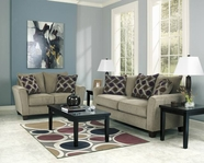 ASHLEY  Trinsic - Pebble 1330138-35 SOFA SET